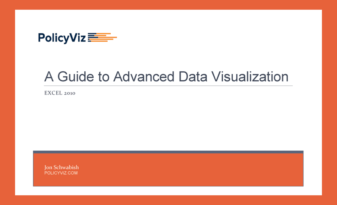 how to create data visualization in excel