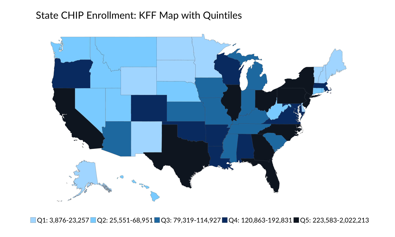 Choosing Map Bins - Policy Viz