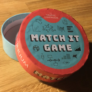 The Graphic Continuum Match It Game