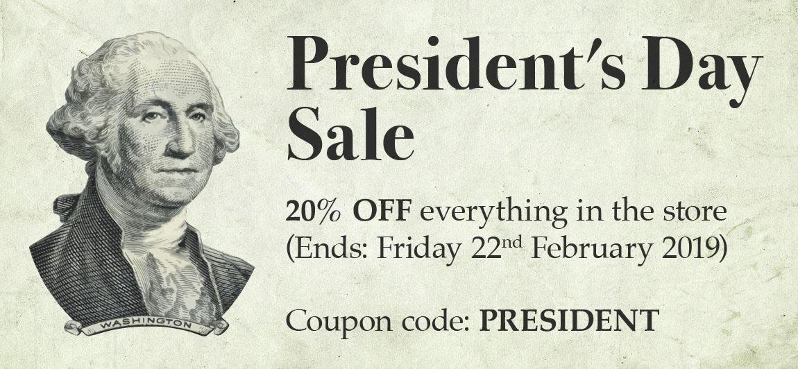 PresidentsDayWebsite