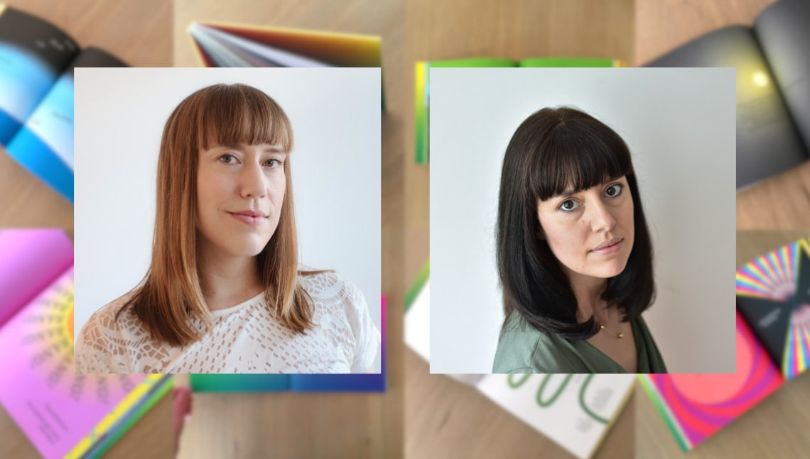 Episode #187: Stefanie Posavec & Miriam Quick